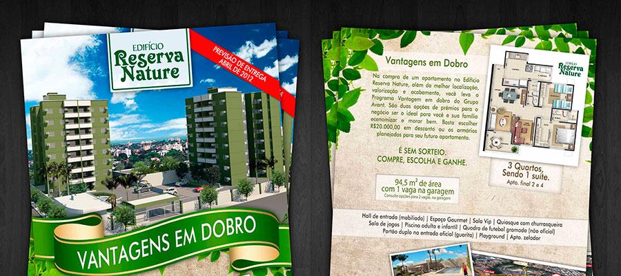 Imagem Folhetos